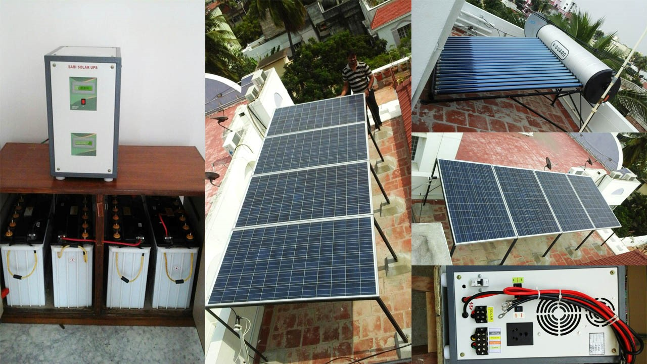 Power Solutions: UPS, Inverters, Solar, Stabilizers - cabling & installation